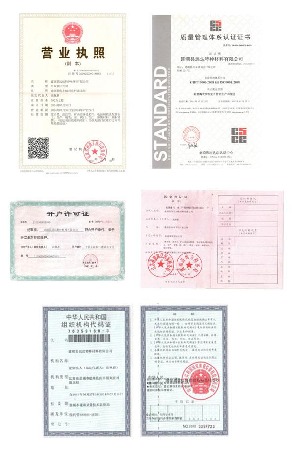 建湖县远达特种材料有限公司